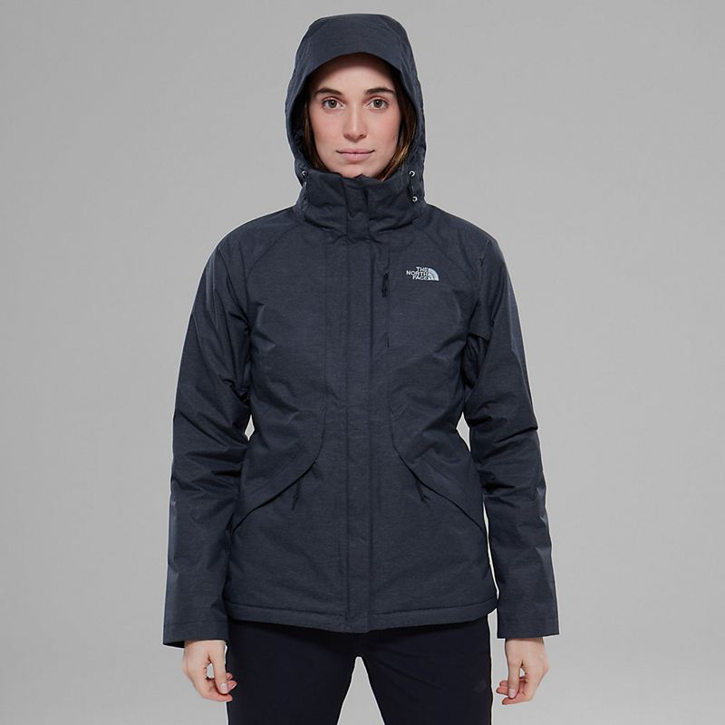 Giacche Isolanti The North Face Inlux 1557LCR Donna - Nere